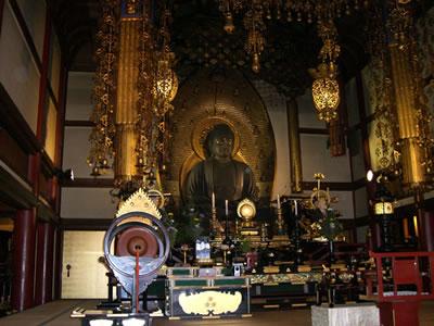 誓願寺 本堂